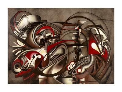 Transmission-Laura Ceccarelli-Giclee Print