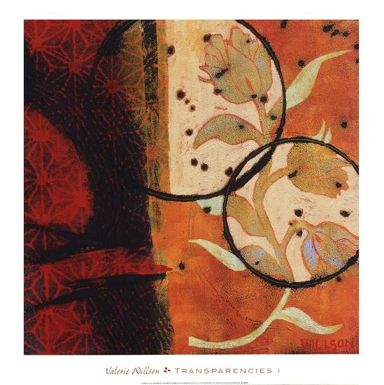 Transparencies I-Valerie Willson-Art Print