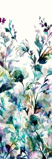 Transparent Garden II Panel I-Wild Apple Portfolio-Art Print