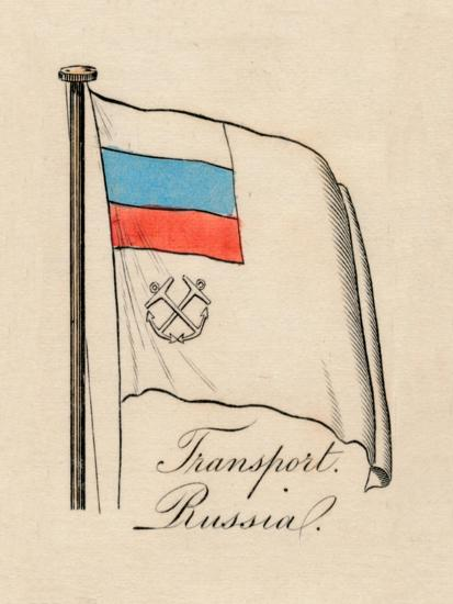 'Transport Russia', 1838-Unknown-Giclee Print