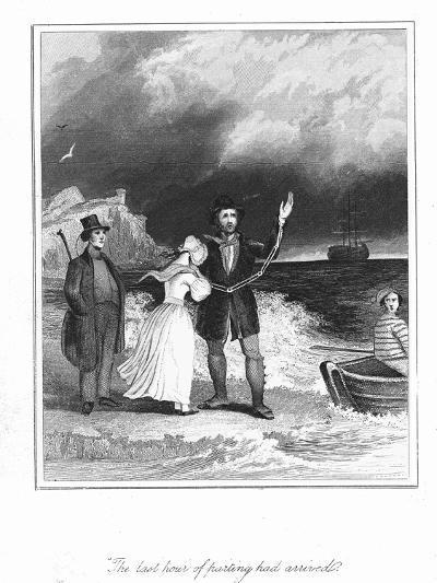 Transportation to Australia, C1830--Giclee Print