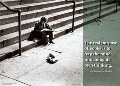 Trap the Mind--Art Print