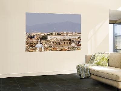 Trastevere District from Janiculum Hill-Will Salter-Wall Mural