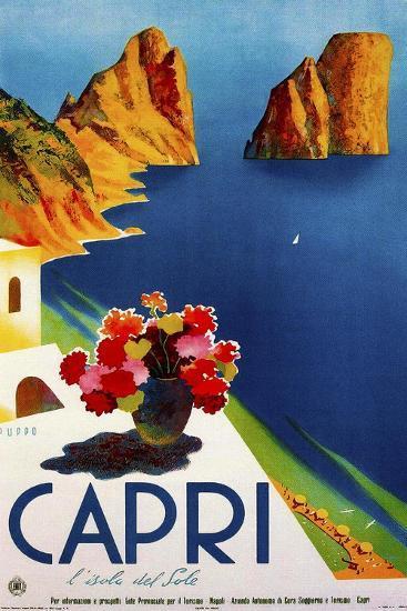 Travel 0109-Vintage Lavoie-Giclee Print