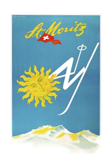 Travel 0189-Vintage Lavoie-Giclee Print