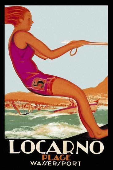 Travel 0214-Vintage Lavoie-Giclee Print