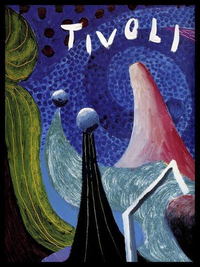 Travel 0358-Vintage Lavoie-Giclee Print