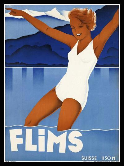 Travel 079-Vintage Lavoie-Giclee Print