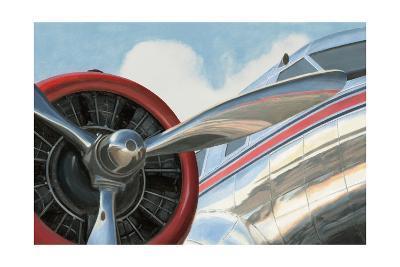 Travel by Air I v2 No Words-Marco Fabiano-Art Print