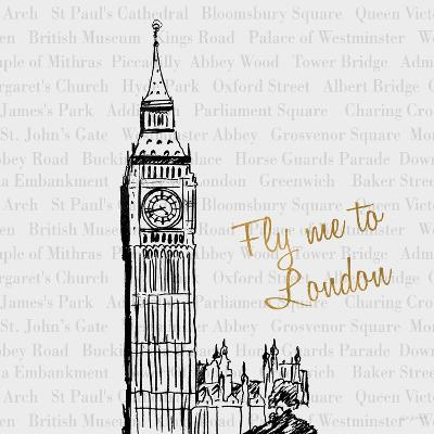 Travel Pack IV-Nicholas Biscardi-Premium Giclee Print