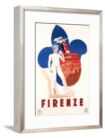 Travel Poster for Firenze