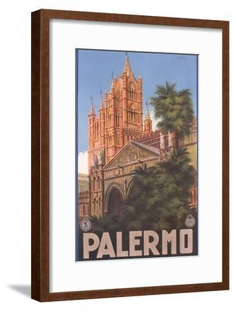 Travel Poster for Palermo