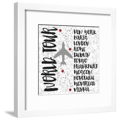 Travel Sky-Melody Hogan-Framed Art Print