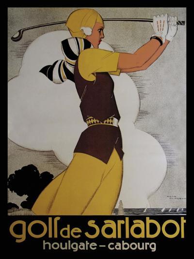Travel Sports 005-Vintage Lavoie-Giclee Print