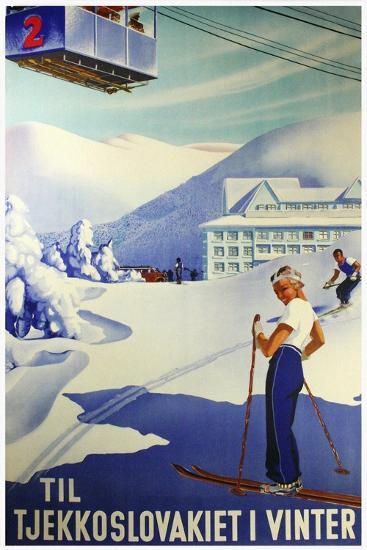 Travel Sports 009-Vintage Lavoie-Giclee Print