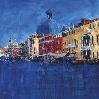 Traveller's Venice-Susan Brown-Giclee Print