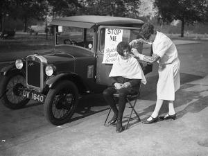 Travelling Hairdresser