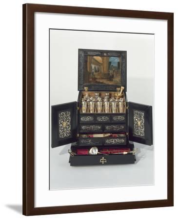 Travelling Pharmacy, Augsburg, C.1613-15--Framed Photographic Print