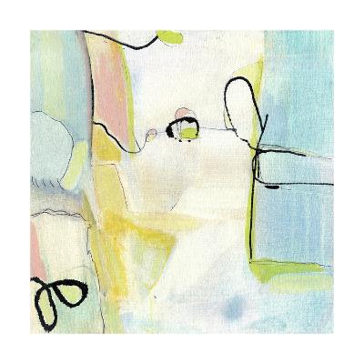 Travelogue I-Jodi Fuchs-Art Print