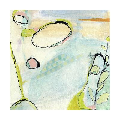 Travelogue III-Jodi Fuchs-Art Print