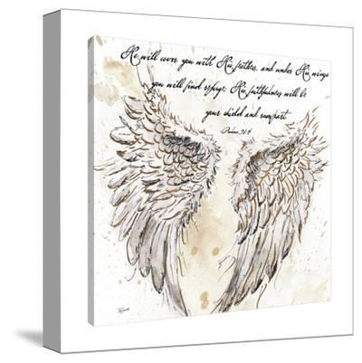 On Angel's Wings II by Tre Sorelle Studios