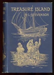 Treasure Island, Cover of the 1899 Edition