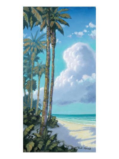 Treasure Island I-Rick Novak-Art Print