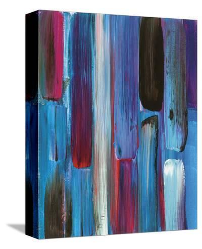 Treasure's First Colors No. 9-Joan Davis-Stretched Canvas Print