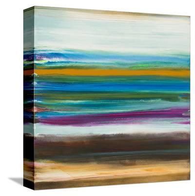 Treasured Evening-Joan Davis-Stretched Canvas Print