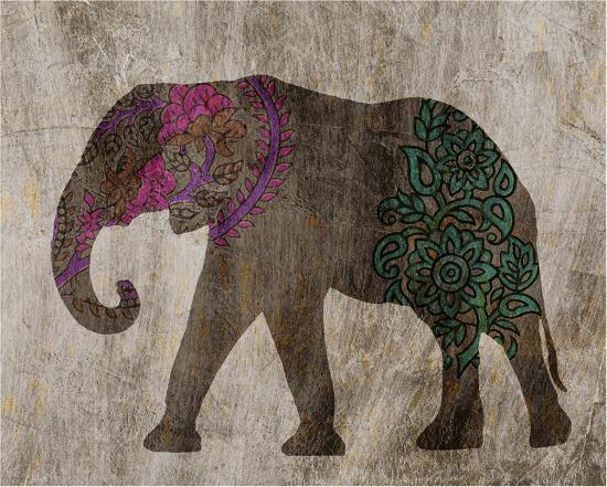 Treasured Icon III-Sharon Chandler-Art Print