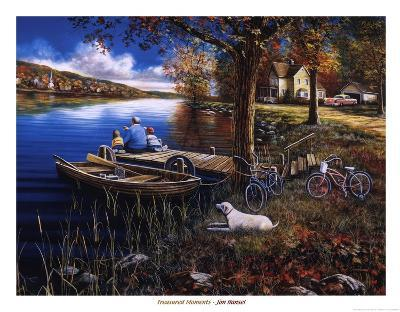 Treasured Moments-Jim Hansel-Art Print