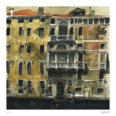 Treasures of a Decadent Past, Venice-Susan Brown-Collectable Print