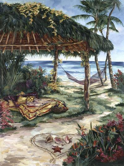 Treasures of Coral Cay-Karen Stene-Giclee Print