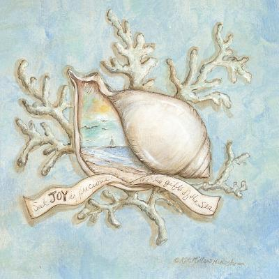 Treasures of the Tide III-Kate McRostie-Art Print