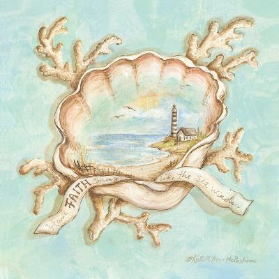 Treasures of the Tide IV-Kate McRostie-Art Print