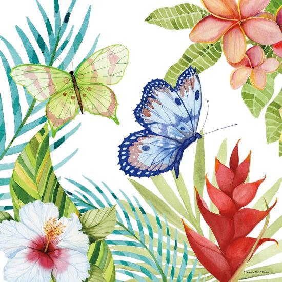 Treasures of the Tropics VI-Kathleen Parr McKenna-Art Print