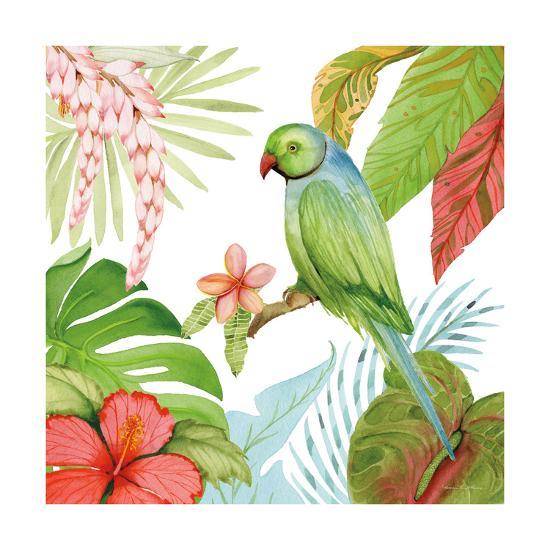 Treasures of the Tropics VII-Kathleen Parr McKenna-Art Print