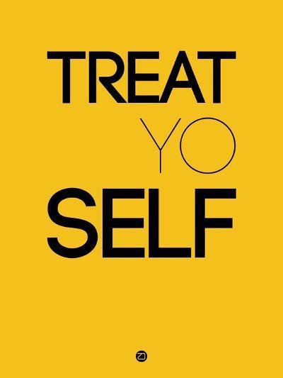 Treat Yo Self 2-NaxArt-Art Print