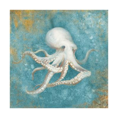 Treaures from the Sea V Aqua-Danhui Nai-Art Print