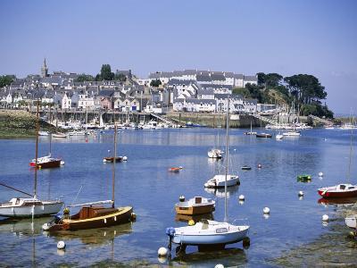 Treboul, Brittany, France-J Lightfoot-Photographic Print