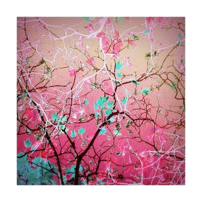 Tree Abstract-Alaya Gadeh-Art Print