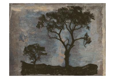 Tree Horizon II-Taylor Greene-Art Print