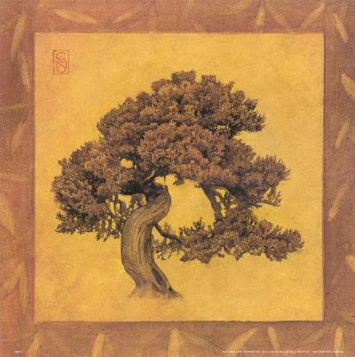 Tree I-Cano-Art Print
