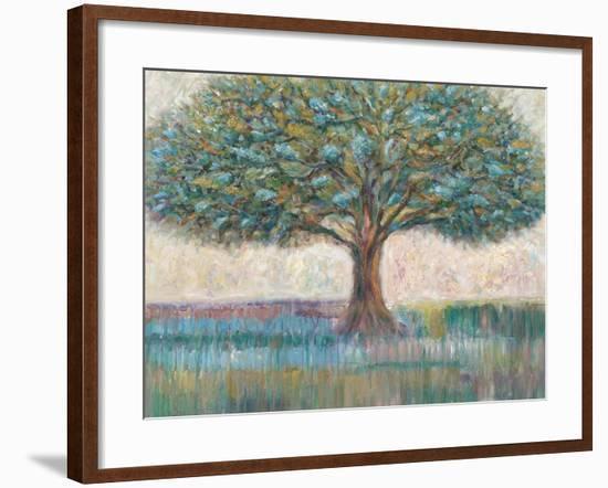 Tree of Life Landscape-James Zheng-Framed Premium Giclee Print