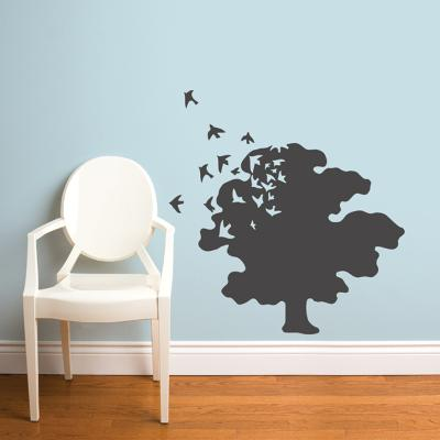 Tree of Life Wall Decal--Wall Decal