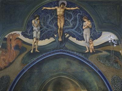 Tree of Life-Edward Burne-Jones-Giclee Print