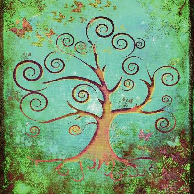 Tree of Life-Viviane Fedieu-Daniel-Photographic Print