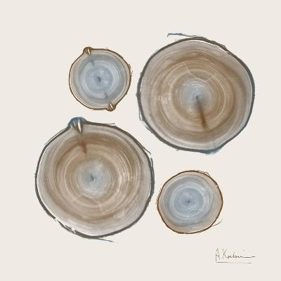Tree Ring 18-Albert Koetsier-Premium Giclee Print