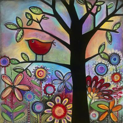 Tree-Carla Bank-Giclee Print