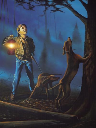 Treed-Geno Peoples-Giclee Print